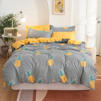 Simple Bedding Set Pineapple 19