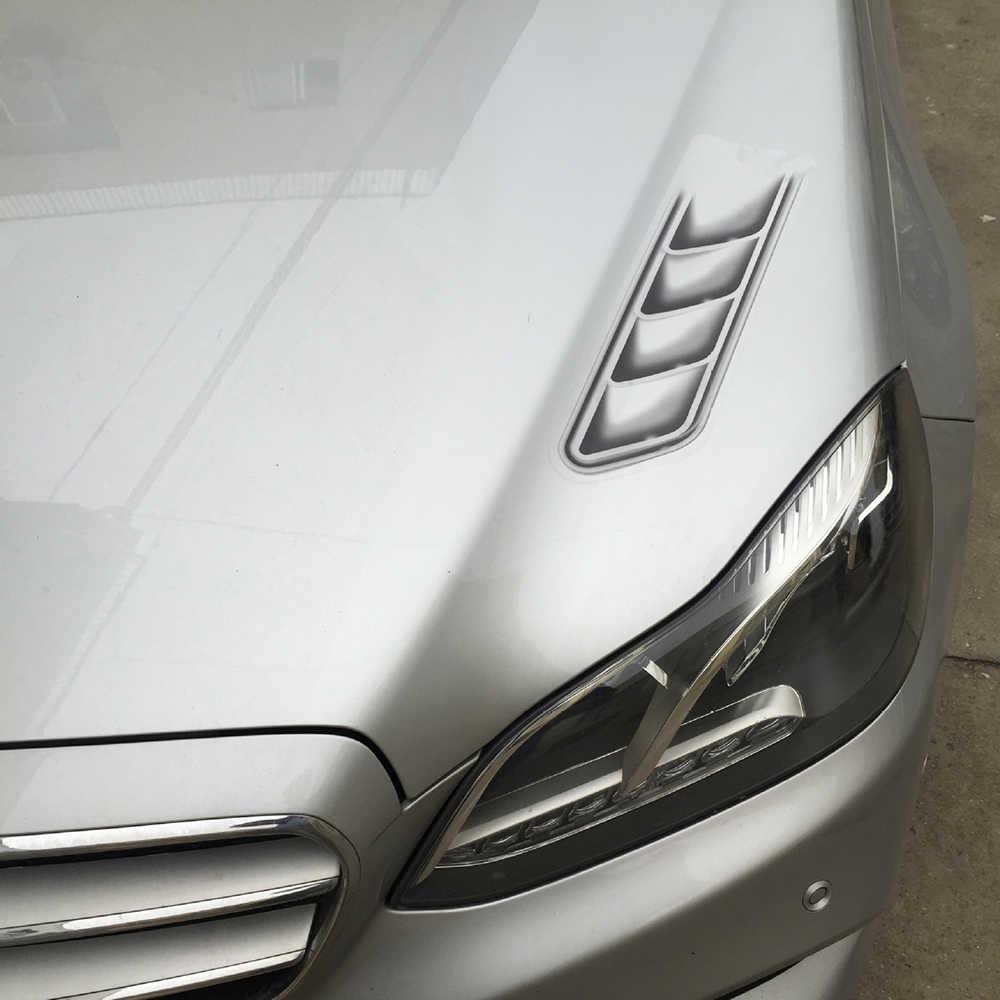 ثلاثية الأبعاد القرش الخياشيم ملصقات السيارات تنفيس تدفق الهواء درابزين لنيسان NV200 Nuvu NV2500 منتدى دنكي 350Z Zaroot مارس مورانو تيدا