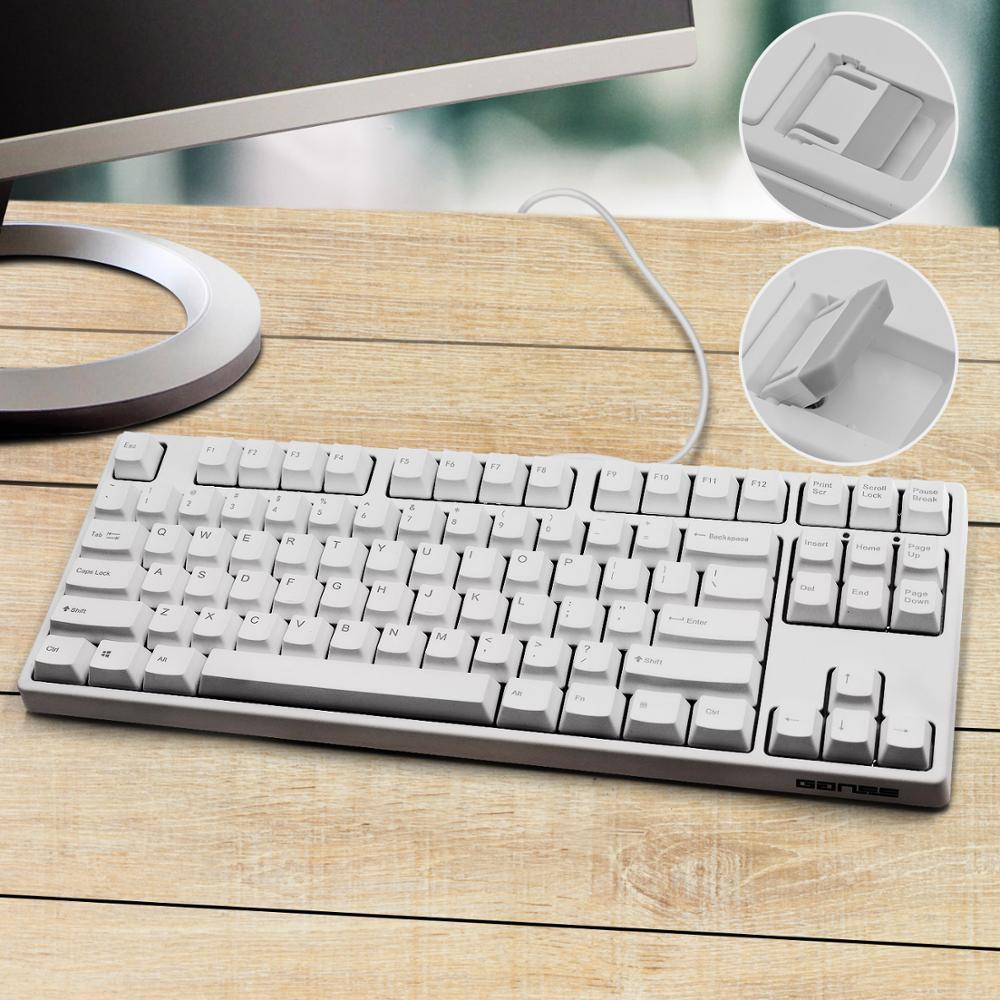 schwarz, rutschfest, grau und blau IMAK-Tastaturkissen