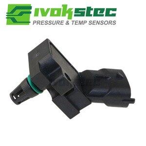 Image 4 - 고품질 2.5BAR 흡기 공기 터보 차저 터보 부스트 압력 MAP 센서 Volvo C30 C70 S40 V50 2.5l 0261230090 31355464