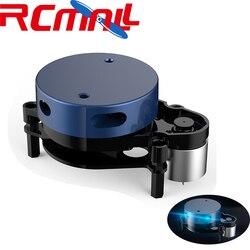YDLIDAR X2L 2D EAI 360 градусов сканирующий Радарный сканер, ультра-маленький датчик Lidar ROS дальномер для предотвращения препятствий