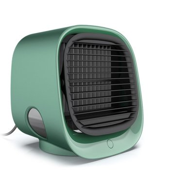 Desktop Mini Air Conditioner USB Fan Air Humidifier Moisturizing Cooling Device Portable Fan For Home Office