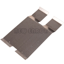 NEW ENRON 1:10 Stainless Steel Armor Chassis RVOCAPA-OC FOR RC TRAXXAS 1/10 E-REVO SUMMIT REVO 3.3