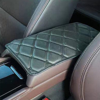 1pcs car Box Mats Leather Storage Protector Pad for BMW R52 R56 R57 R58 R23 R55 F25 X5 E53 E70 image