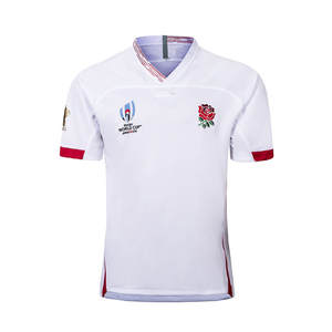 Rugby World Cup England Home And Away Rugby Clothing 2019 England Rugby Jersey