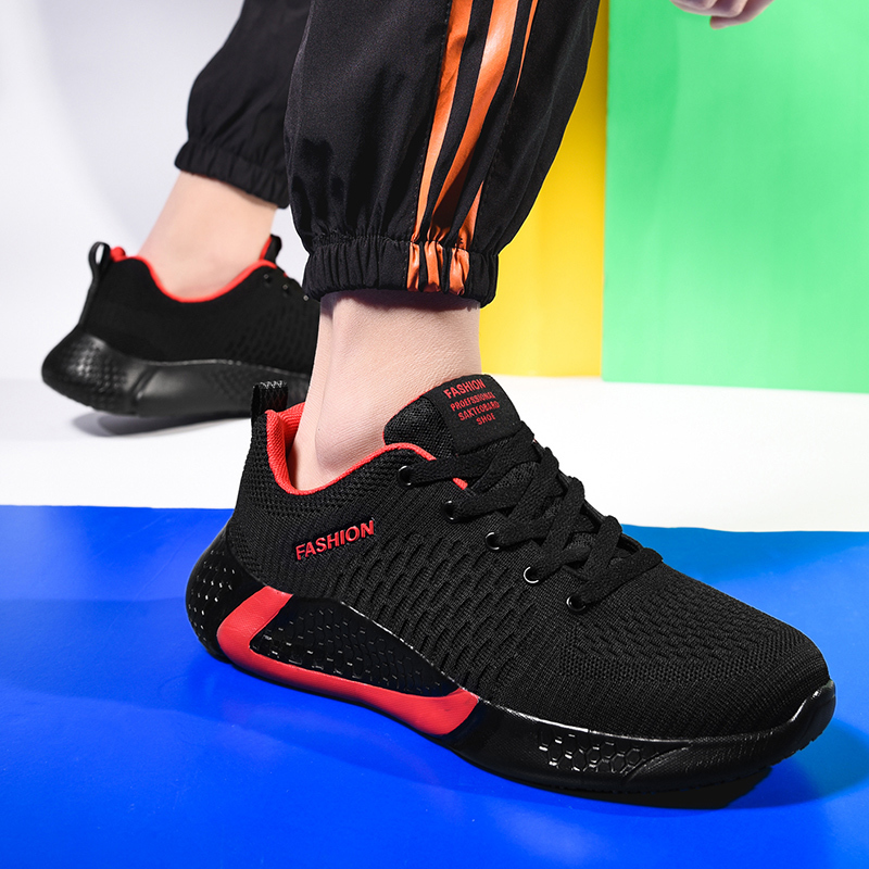 New Mesh Men Casual Shoes Men Shoes Lightweight Comfortable Breathable Walking Sneakers Tenis Masculino Zapatillas Hombre