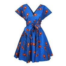 Платье женское с цифровым принтом пикантное модное мини платье