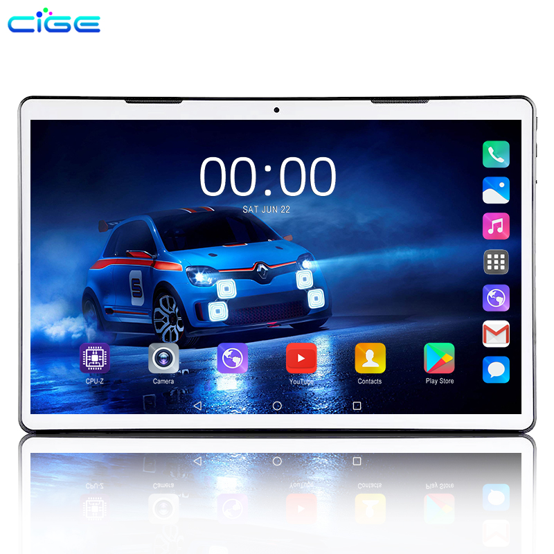 Android 7.0 13.3 Inch Tablet Pc 1920x1080 Rusolution 3G 4G Lte Phone Call Tablets 3GB RAM 64GB ROM Dual WIFI Bluetooth 10.1 10