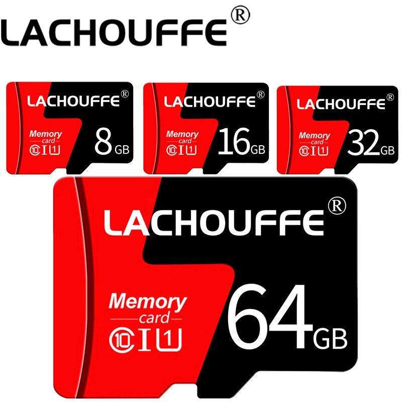 Micro SD TF Card 8GB 16GB 32GB 64GB 128GB C10 Flash Drive Memory Microsd Card 8 16 32 64 128 GB For Smartphone Adapter