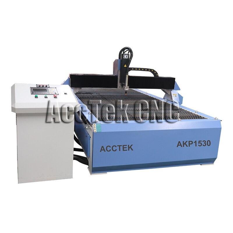 Miedzi maszyna do cięcia plazmowego CNC cena, maszyna do cięcia aluminium 1530