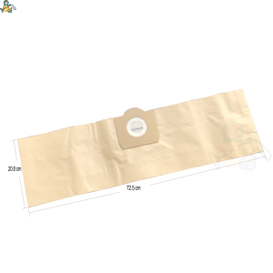 Image 3 - Dust Bag for Karcher WD3 bags WD3.500P SE 4001 A2204 6.959 130 WD5.800  WD3.800 M WD 3.200 dust bags