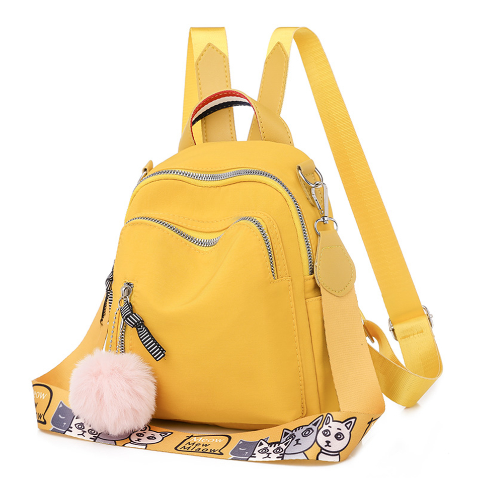 Small Backpack for Teenage Girl