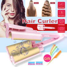 Professional Hair Tools Curling Iron Ceramic Triple Barrel