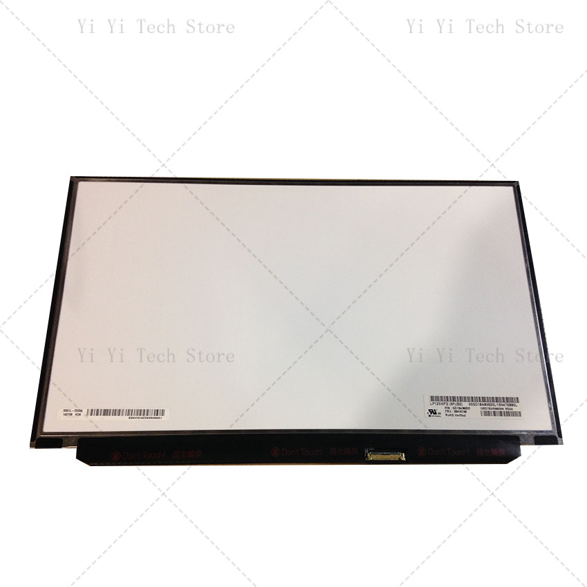 12'' Laptop Lcd Screen LP125WF2(SP)(B2) LP125WF2-SPB2 1920*1080 For Lenovo Thinkpad X240 X250 X260 X270 X280 FHD IPS