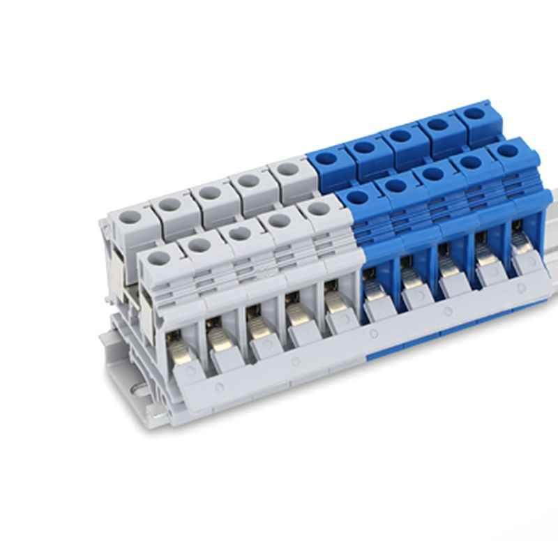 1PC EB10-10/EB10-8/EB10-5/EB10-6 英国 Din レール · ターミナルブロック挿入ブリッジアンフェノールコネクタ