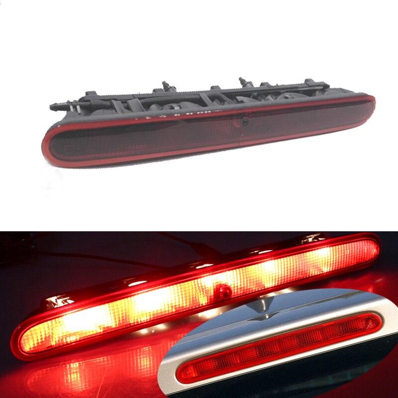 Третий Высокий тормозной светильник для peugeot 206 207 Citroen C2, высокое расположение, дополнительный задний стоп-сигнал, высокое качество