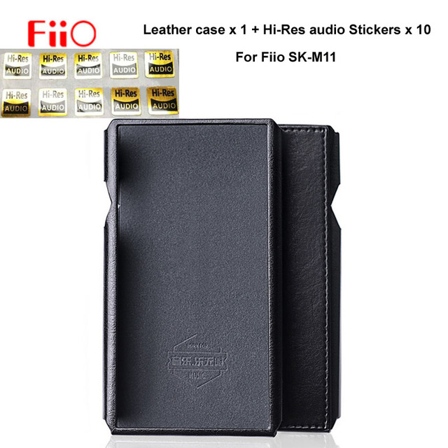 For FiiO SK M11 C M11 Protective Leather case for M11 Music Player