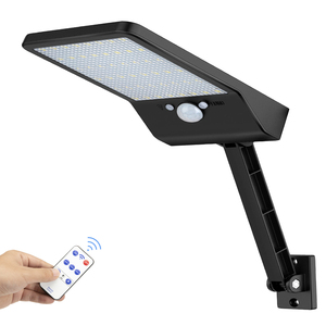800lm 48 leds Solar Lamp Light For Outdoor Garden street Wall Yard flood Security Lighting With Adustable Angle(China)