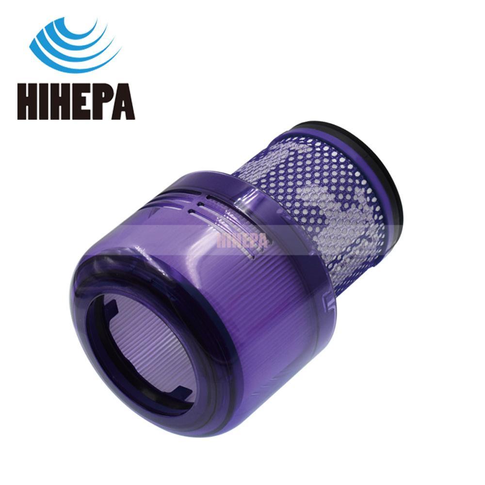 Image 5 - 1 sztuk zmywalny filtr HEPA Post dla Dyson V11 SV14 stick odkurzacz ręczny porównaj z częścią #970013 02Części do odkurzaczy   -