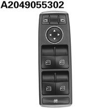 Interrupteur de vitre électrique côté conducteur, pour Mercedes W204 C220 C classe E Benz W212 S212 C250 C300 C350 C63 E350 E550 E250