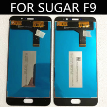 "5.5"" LCD FOR SUGAR F9 LCD Display+Touch Screen Digitizer Assembly Replacement Accessories"