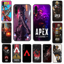 Game Apex Legends Telefoon Case Voor Samsung Galaxy Een 3 5 8 9 10 20 30 40 50 70 E S Plus 2016 2017 2018 2019 Black Luxe Shell Soft(China)