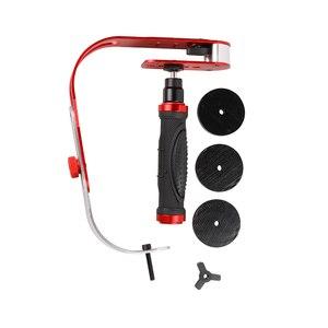 Image 5 - Handheld Video Stabilisator Kamera Steadicam Stabilisator Für Canon Nikon Sony Kamera Gopro Hero Telefon DSLR DV STEADYCAM Zubehör