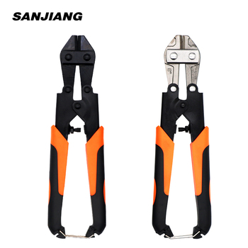 hand tool easy grip with handle anti slip wall decoration ergonomic durable stainless steel portable cement plaster scraper 8inch Wire Shears Bolt Cutter Alloy Steel Anti Slip Ergonomic Pliers Manual Industrial Labor Saving Handle Mini Cable hand tool