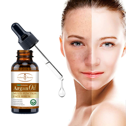 Multi Function Face Serum Argan Oil Anti Freckle Anti Wrinkle Moisturizing Removeal scars Whiten Brighten Skin Care Essence 30ml