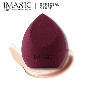 IMAGIC  Makeup Sponge Puff  Professional Cosmetic Puff For Foundation Beauty Cosmetic make up sponge Puff imagic makeup sponge professional cosmetic puff for foundation concealer cream make up soft water sponge puff wholesale