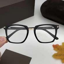 Высокое качество очки tf5523 sqaure титановая оправа может быть