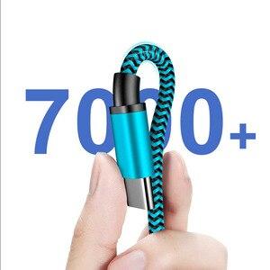 Image 3 - タイプ C USB ケーブル 3.0A 高速充電タイプ C usb 充電器コード S9 S8 プラス Huawei 社の名誉 10 9 lite のタブレット電話タイプ C