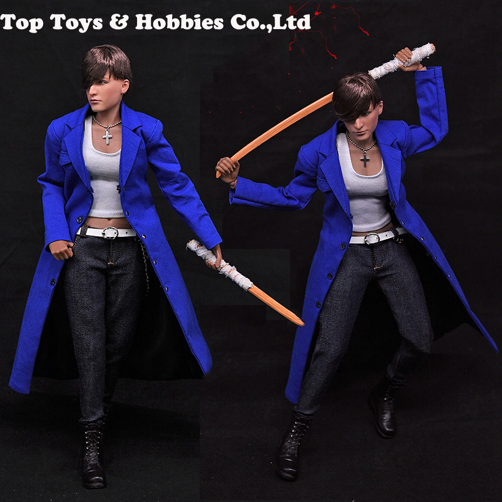 1/6 Scale 12 inches Full Set 1/6 Scale Female Killer Bad Girl Kendo FS007 figure Young and Dangerous girl Model Toy