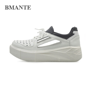 Bmante Genuine Leather Men Sho