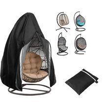 Outdoor Folding Recliner Cover Waterproof Lightweight Chair For Home Garden Terrace Courtyard Furniture