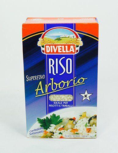 RISO ARBORIO 1 KG - Arroz Arborio