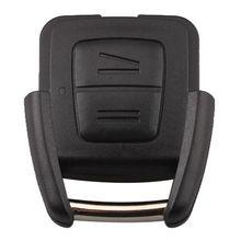 2 кнопки Автомобильный Брелок дистанционного управления с ключом управления для Vauxhall Opel Astra Vectra Zafira 433,92 МГц без чипа