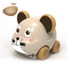 Goolrc Cartoon Dier Hand Controle Inductie Track Rc Auto Voor Kinderen Gebaar Sensor Volgende Muziek Auto Speelgoed Voor Kerstcadeaus