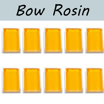 Rosin Resin For Violin Viola Cello Strings Orchestra Amber Bowed String Instrument Accessories Erhu Bow