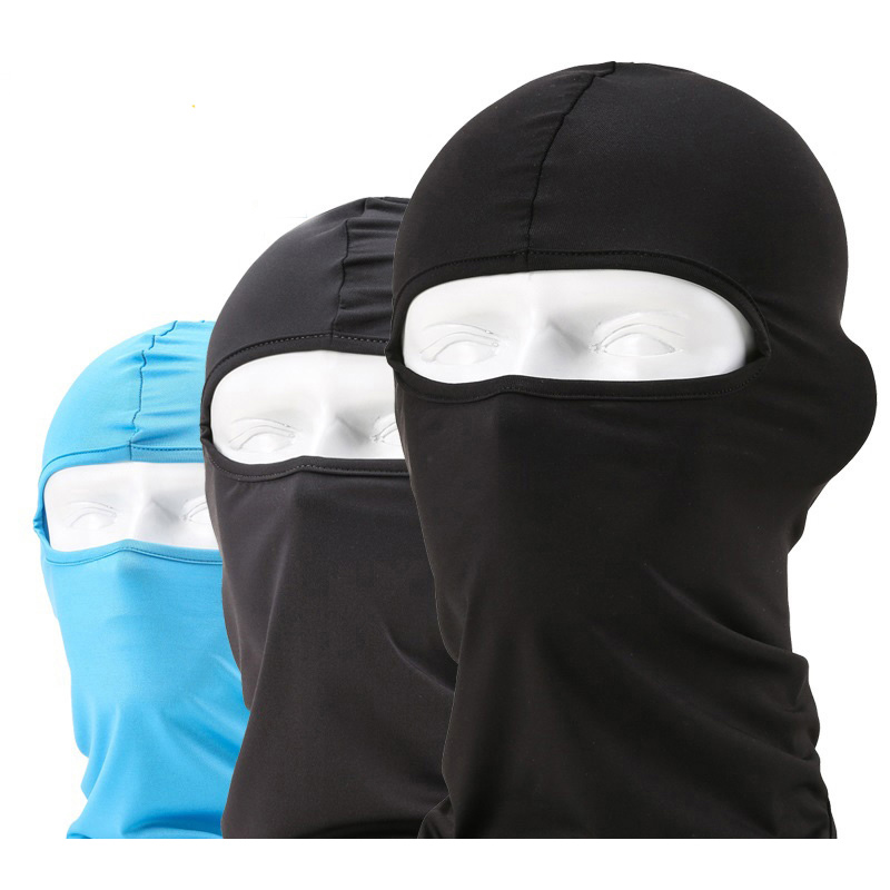 Hats For Men Women Windproof Anti-sand Running Ski Cycling Cap Hat Neck Protection Children Outdoor Face CS Mask Headwear