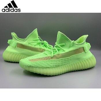 Klasik Unisex Kadın Ayakkabı Yeezy Boost 350 Adidas Originals Yeezy Boost 350 V2 Erkek Koşu Ayakkabıları Lundmark Ayakkabı