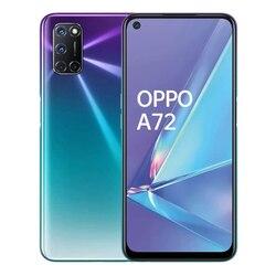 Oppo A72 4 ГБ/128 ГБ сиреневый (Аврора фиолетовая) две SIM-карты