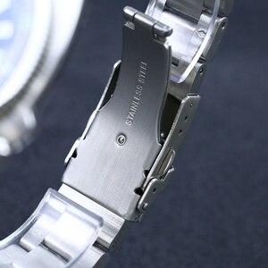 Image 5 - Steeldive 프로 다이버 시계 200M 방수 NH35 자동 시계 남자 사파이어 크리스탈 스테인레스 스틸 럭셔리 기계식 시계 다이빙