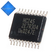 10 шт./лот 74HC245PW 74HC245P 74HC245 HC245 TSSOP-20 в наличии
