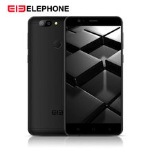 Oryginalny nowy ELEPHONE P8 Mini 4G LTE telefon komórkowy 4GB 64GB MTK6750T Octa Core Android 7.0 16.0MP ID odcisku palca 5.0