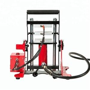 Image 3 - Presse à Rosin hydraulique 6x12cm 15 tonnes