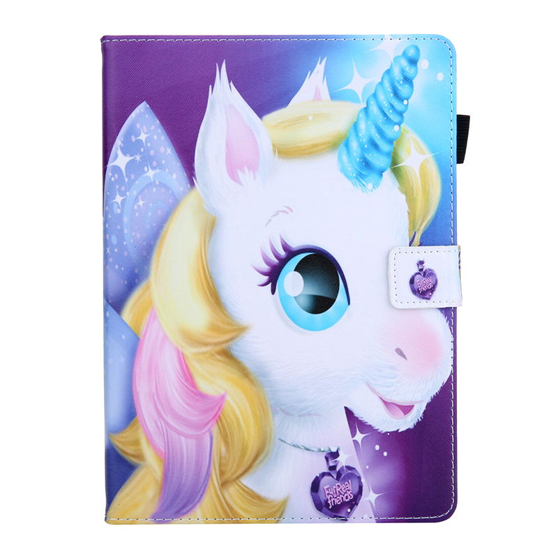M Orange Tablet Cover For Apple IPad Air 4 10 9 inch 2020 Cartoon Leather Case For Ipad