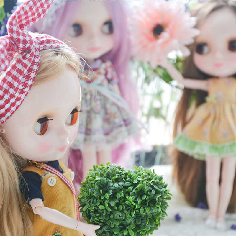 Néo Blyth poupée personnalisée NBL visage brillant, 1/6 OB24 BJD boule articulée poupée personnalisée Blyth poupées pour fille, cadeau pour Collection NBL09
