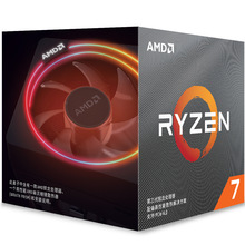 AMD Ryzen 7 3800X R7 3800X3.9 GHz Otto-Core Sedici-Thread di CPU Processore 7NM L3 = 32M 100-000000025 Presa AM4 Nuovo e con il ventilatore