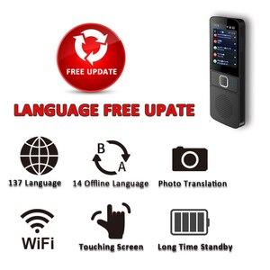 Image 4 - CTVMAN traductor de idiomas 137, traductor inteligente sin conexión en tiempo Real, traductor de voz inteligente, portátil, sin conexión